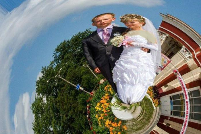 عکس های خنده دار از مراسم عروسی