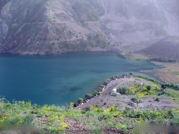 آشنایی با زیباترین دریاچه های ایران +عکس