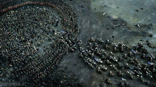 سریال نبرد تاج و تخت درحال یکه تازی در دنیا