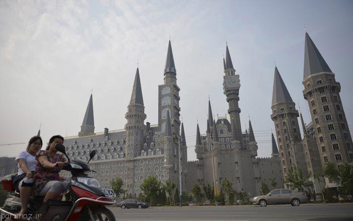 چینی ها جاذبه های گردشگری را هم کپی کردند