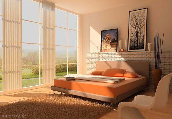 25 راهکار مناسب برای داشتن بهترین اتاق خواب