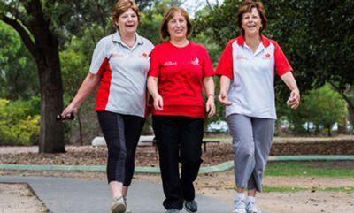 اقدام به پیاده روی و نکاتی ورزشی