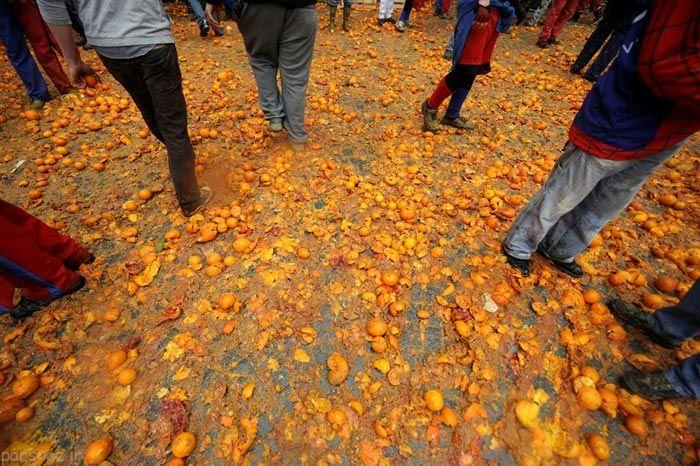 با جشن های کثیف در سراسر دنیا آشنا شوید