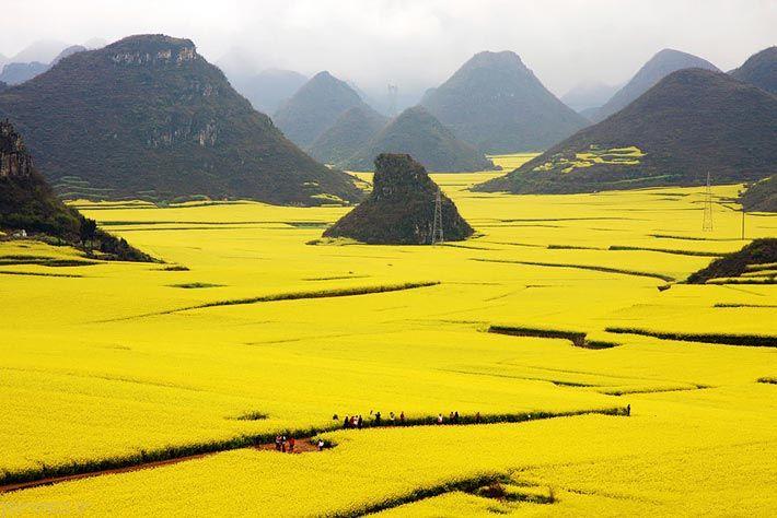 زیباترین مکان های جاذبه های گردشگری در جهان