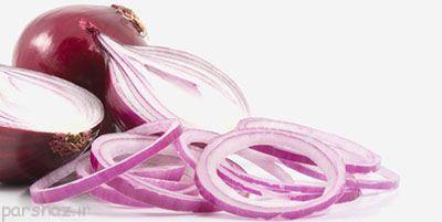 مصرف پیاز در جلوگیری از ریزش مو موثر است