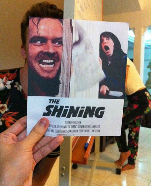 تصاویر خنده دار و جالب شوخی با پوستر فیلم ها