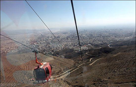 مکان خنک تهران در این گرمای زیاد تابستان