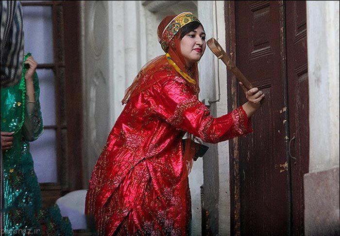 عروسی مردم شیراز به روایت تصویر