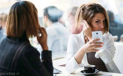 آدم های خودشیفته در شبکه های اجتماعی