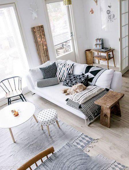نمونه طراحی خانه های شیک و امروزی