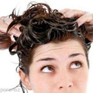 چرا موهای ما زود چرب می شوند