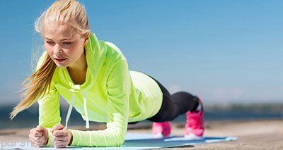 ورزش مناسب برای تناسب اندام های مختلف