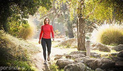 افزایش طول عمر بوسیله پیاده روی امکان پذیر است