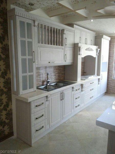مدل جدیدترین کابینت های مدرن برای آشپزخانه شما