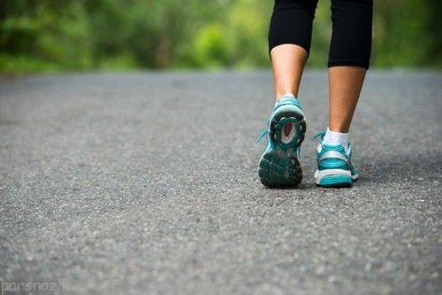 اینطور پیاده روی ها بی فایده هستند