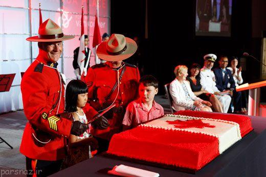 با کشور ثروتمند کانادا آشنا شویم +عکس