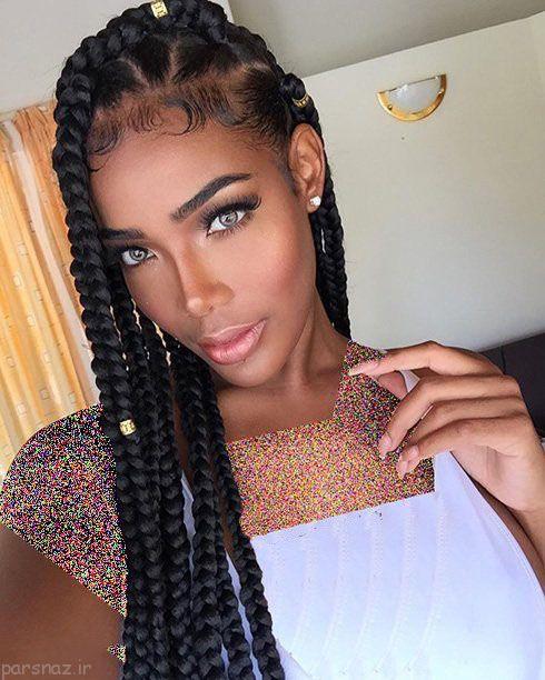 جدیدترین و زیباترین مدل های بافت مو تابستانی