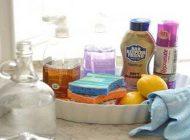با این مواد آشپزخانه خود را تمیز و مرتب کنید