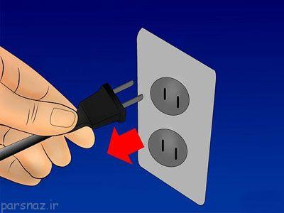 نکاتی برای کاهش مصرف برق در منزل