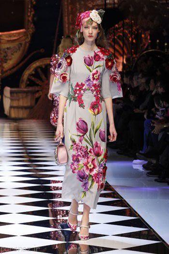 مدل لباس زنانه دولچه اند گابانا 2016