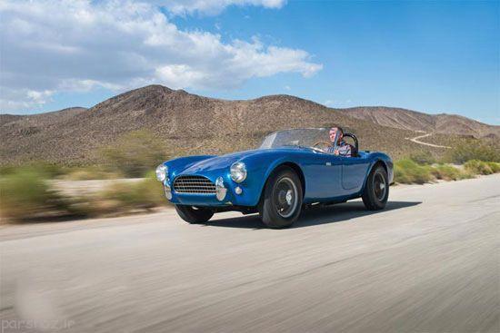فروش رکورد گرانترین ماشین آمریکایی در جهان