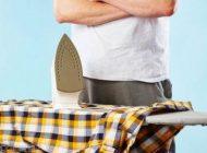 پیراهن مردانه را اینگونه اتو بزنید