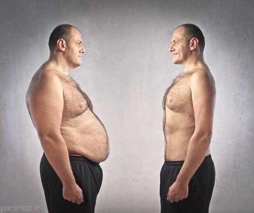 امکان بازگشت چاقی همیشه وجود دارد