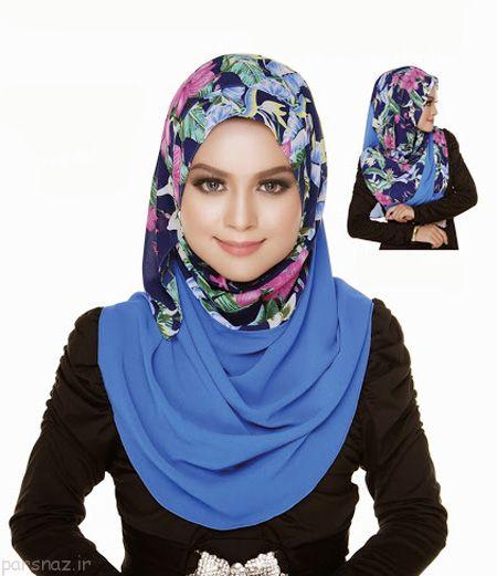 مدل های روسری جدید و زیبا از برند Secrets