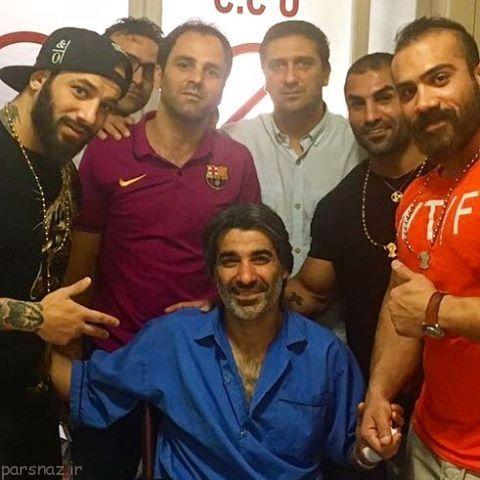 آخرین عکس های بازیگران و ستاره های ایرانی در اینستاگرام