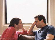 ارتباط کلامی زن و شوهرها