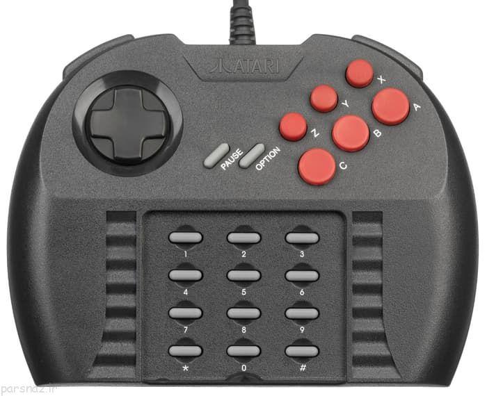 با بدترین کنترلرهای بازی آشنا شوید +عکس
