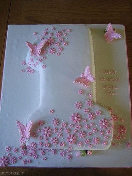 بهترین کیک تولدهای 1 سالگی