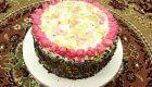 آموزش تهیه کیک قرمز خامه ای