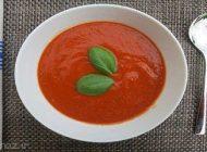 طرز تهیه سوپ فلفل قرمز خوشمزه و عالی