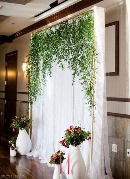زیباترین و ارزانترین تزیینات عروسی +عکس