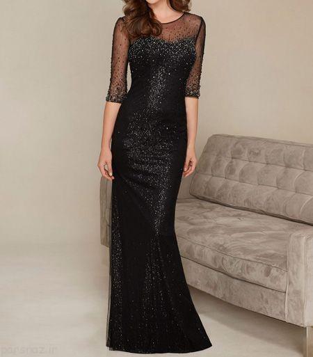 گالری جدیدترین و زیباترین مدل های لباس شب زنانه و دخترانه
