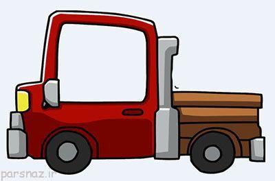تست هوش عبور کامیون را حل کنیم