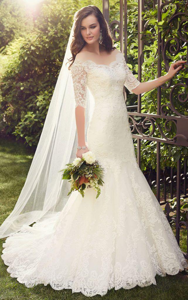 با این لباس عروس ها لاغر به چشم می آیید