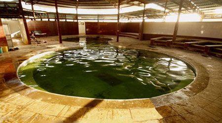 آشنایی با چشمه های آب گرم دهلران در ایلام