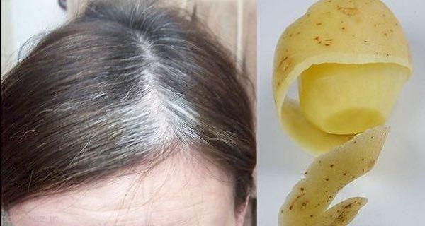 برای موی سفید شما درمان گیاهی داریم