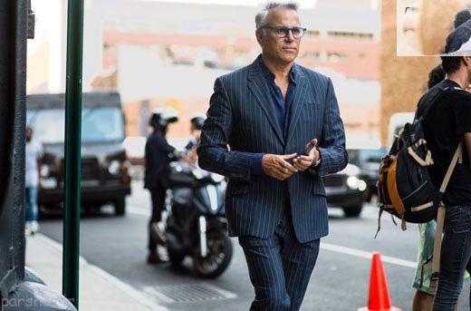 بهترین تیپ ها در مد خیابانی مردانه نیویورک