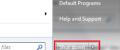 تغییر ویژگی دکمه پاور در ویندوز 7