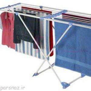 لباس ها را در داخل منزل خشک نکنید