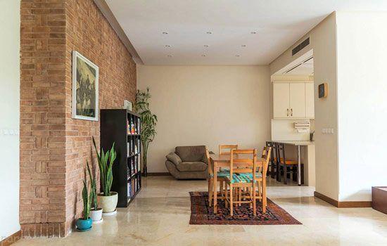 طرح بهترین دکوراسیون ایرانی برای آپارتمان