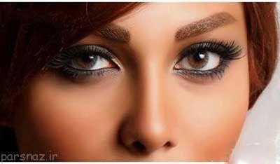 جدیدترین و زیباترین مدل های هاشور ابرو دخترانه و زنانه