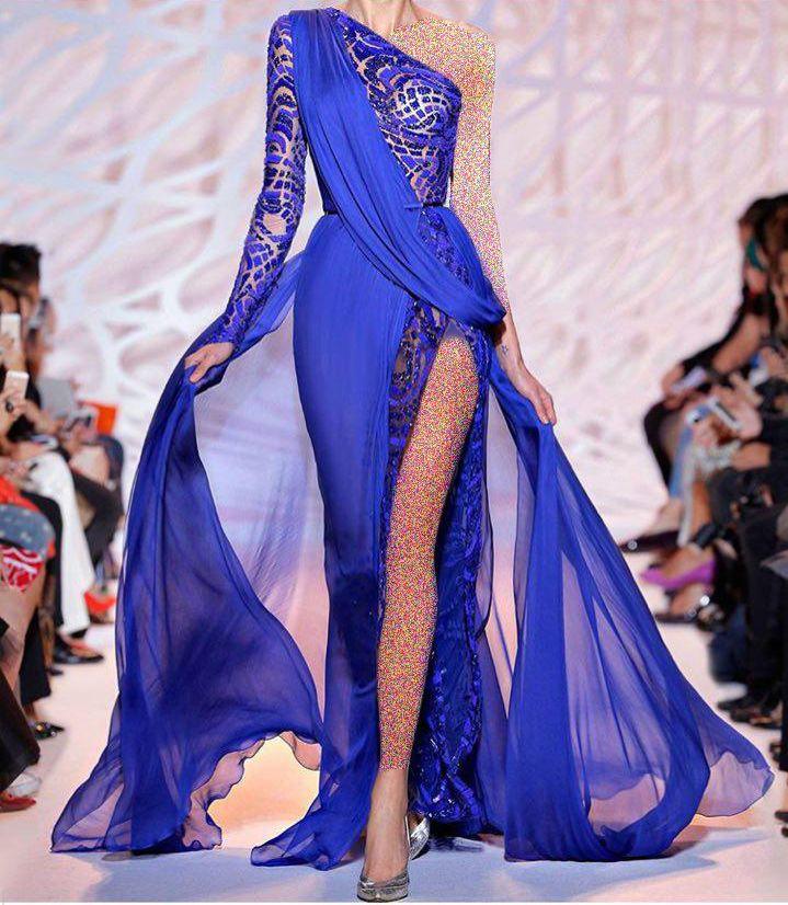 مدلهای زیبای لباس مجلسی از برندهای معروف مارک