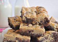 آموزش تهیه نان پر شکلات بدون نیاز به پخت