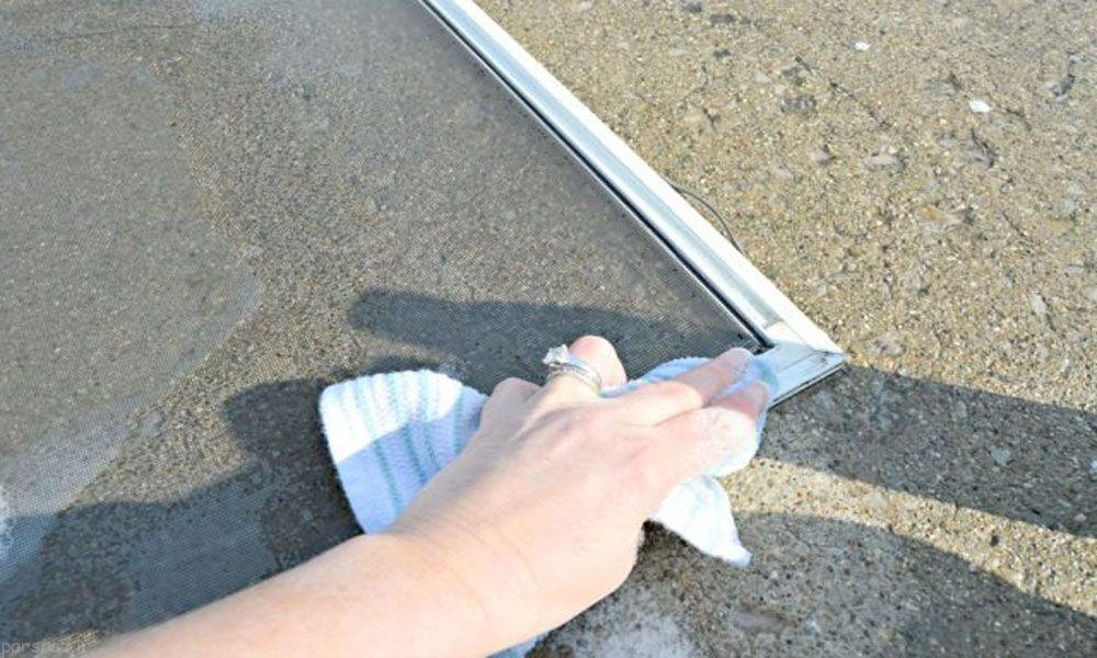 معرفی نکاتی درمورد پاک کردن پنجره ها