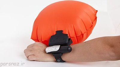 نجات شناگران در دریا با کمک این دستبند