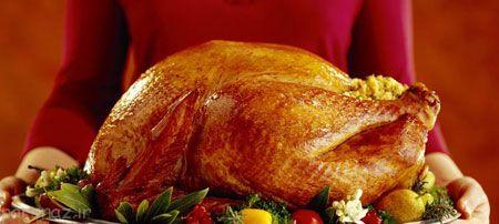 تصاویری از تزیینات مرغ های شکم پر